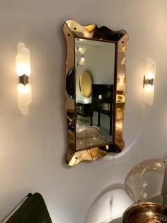 Cristal Art Mirror by Cristal Art Italy 1960s - 1164136