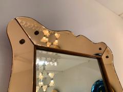 Cristal Art Mirror by Cristal Art Italy 1960s - 1164137