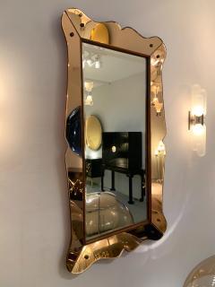 Cristal Art Mirror by Cristal Art Italy 1960s - 1164144