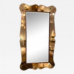 Cristal Art Mirror by Cristal Art Italy 1960s - 1165450
