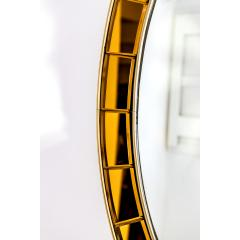Cristal Arte CRISTAL ARTE OVAL MODERNIST MIRROR - 1457627