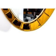 Cristal Arte CRISTAL ARTE OVAL MODERNIST MIRROR - 1457628