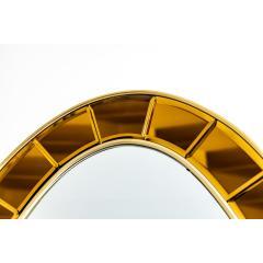 Cristal Arte CRISTAL ARTE OVAL MODERNIST MIRROR - 1457629