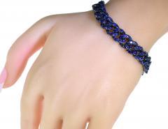 Crivelli Crivelli Sapphire Bracelet - 1139499