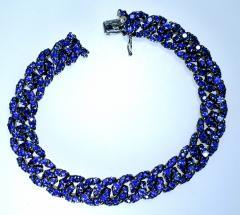 Crivelli Crivelli Sapphire Bracelet - 1139505