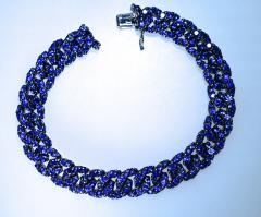 Crivelli Crivelli Sapphire Bracelet - 1139510
