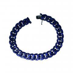 Crivelli Crivelli Sapphire Bracelet - 1140634