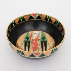 Crown Devon Art Deco Orient Bowl by Crown Devon - 2043577