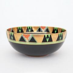 Crown Devon Art Deco Orient Bowl by Crown Devon - 2043603