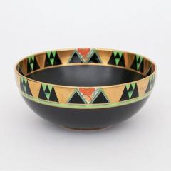 Crown Devon Art Deco Orient Bowl by Crown Devon - 2043605