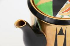 Crown Devon Art Deco Orient Coffee Pot by Crown Devon - 2098819