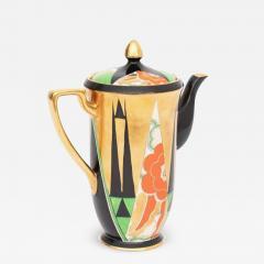 Crown Devon Art Deco Orient Coffee Pot by Crown Devon - 2099525