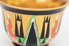 Crown Devon Art Deco Orient Sugar Bowl by Crown Devon - 2043618