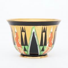 Crown Devon Art Deco Orient Sugar Bowl by Crown Devon - 2043620