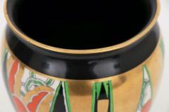 Crown Devon Art Deco Orient Vase by Crown Devon - 2043626