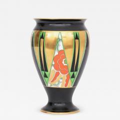 Crown Devon Art Deco Orient Vase by Crown Devon - 2099523