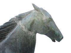 Cushing White 19 Century Dexter Horse Weathervane - 251506