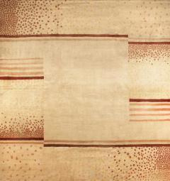 D I M Decoration Interieur Moderne c 1940 Original Wool Rug designed by D I M - 999536