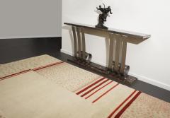 D I M Decoration Interieur Moderne c 1940 Original Wool Rug designed by D I M - 999537