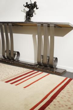 D I M Decoration Interieur Moderne c 1940 Original Wool Rug designed by D I M - 999538