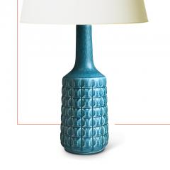 D sir e Stent j Mod Pair of Table Lamps in Teal Blue by Desiree - 1552535