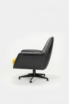 DEM Lounge chair company DEM Switzerland 60s - 2067395