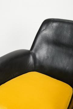 DEM Lounge chair company DEM Switzerland 60s - 2067403