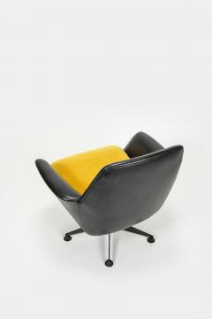 DEM Lounge chair company DEM Switzerland 60s - 2067417