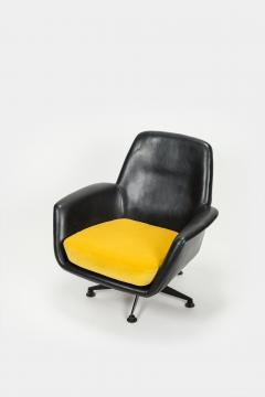 DEM Lounge chair company DEM Switzerland 60s - 2067422
