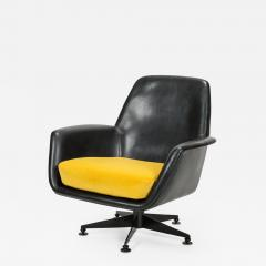 DEM Lounge chair company DEM Switzerland 60s - 2068885