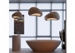 DESIGNLUSH KIKI KARMA CLOUD PENDANT LIGHT FIXTURE - 1477777