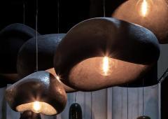DESIGNLUSH KIKI KARMA CLOUD PENDANT LIGHT FIXTURE - 1477778
