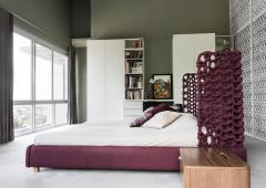 DESIGNLUSH LE CABARET BED - 1272154