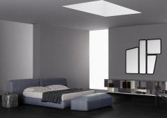 DESIGNLUSH STONES SERIES PLATFORM BED - 1499998