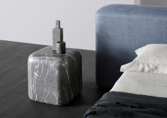 DESIGNLUSH STONES SERIES PLATFORM BED - 1500000