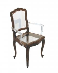 DWM MALOOS Mod Louis Armchairs - 1843844