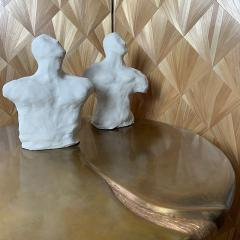 Dainche AWAY Pair of clay sculptures - 1304569