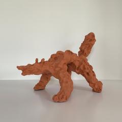 Dainche CRAZY WOLF Sculpture - 1502230