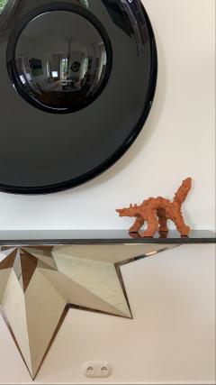 Dainche CRAZY WOLF Sculpture - 1502238