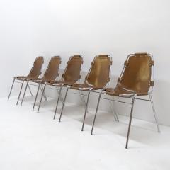 Dal Vera Les Arc Chairs Selected by Charlotte Perriand - 1132229