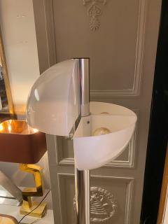 Danilo Corrado Aroldi Floorlamp model Spicchio for Stilnovo Italy 70s - 2035599