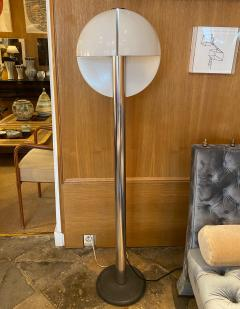 Danilo Corrado Aroldi Floorlamp model Spicchio for Stilnovo Italy 70s - 2035604