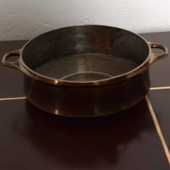 Dansk Early DANSK Casserole Pot Serving Dish in Bronze Jens Quistgaard Denmark 1960s - 1542682
