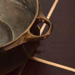 Dansk Early DANSK Casserole Pot Serving Dish in Bronze Jens Quistgaard Denmark 1960s - 1542683