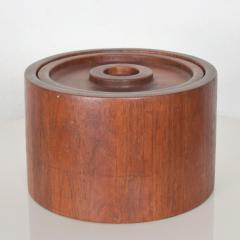 Dansk Mid Century Modern Dansk Quistgaard Teak Ice Bucket - 1409324
