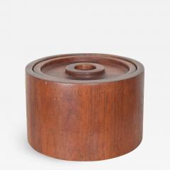 Dansk Mid Century Modern Dansk Quistgaard Teak Ice Bucket - 1411253