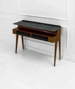 Dassi et Figli Amazing Console with Verde Alpi Marble Floating Top - 1394664