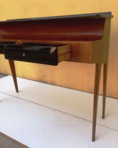 Dassi et Figli Amazing Console with Verde Alpi Marble Floating Top - 1394666