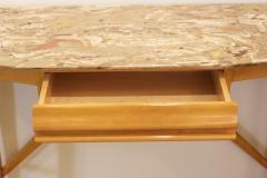 Dassi et Figli Dassi marble top console Italy 1955 - 1069156