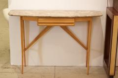 Dassi et Figli Dassi marble top console Italy 1955 - 1069158